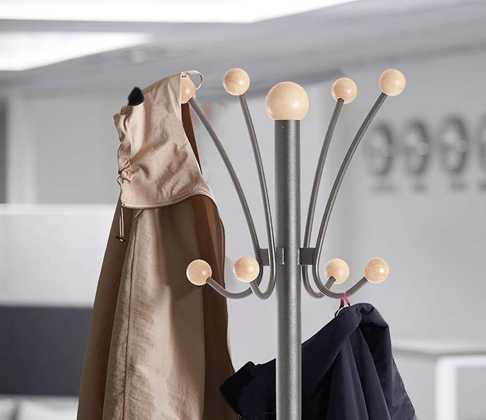 office furniture accessories coat stand