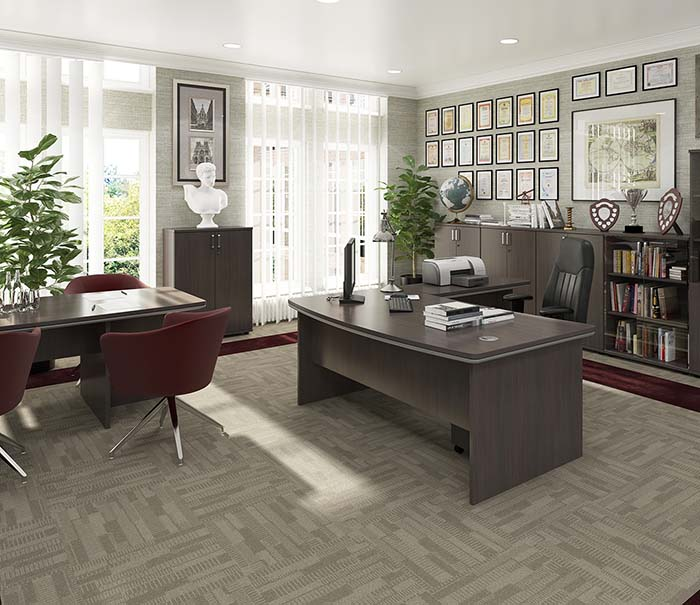 office furniture executive desking 3