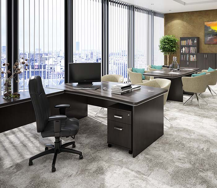 office furniture executive desking