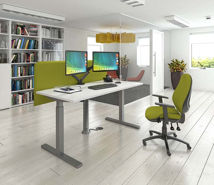 office furniture desks sit-stand