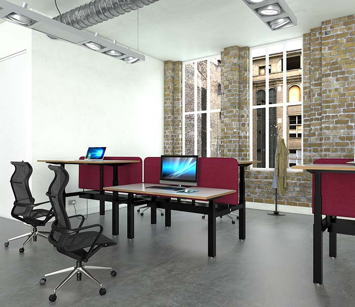 office furniture desks sit-stand 3
