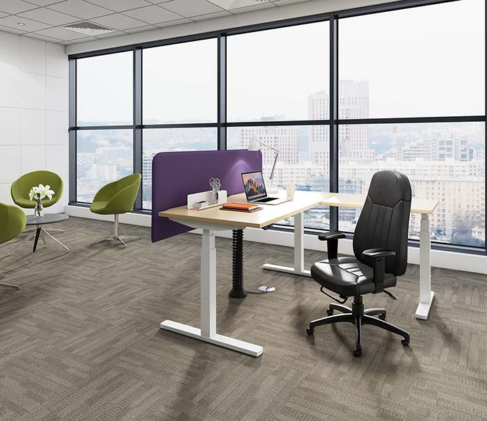 office furniture desks sit-stand 4