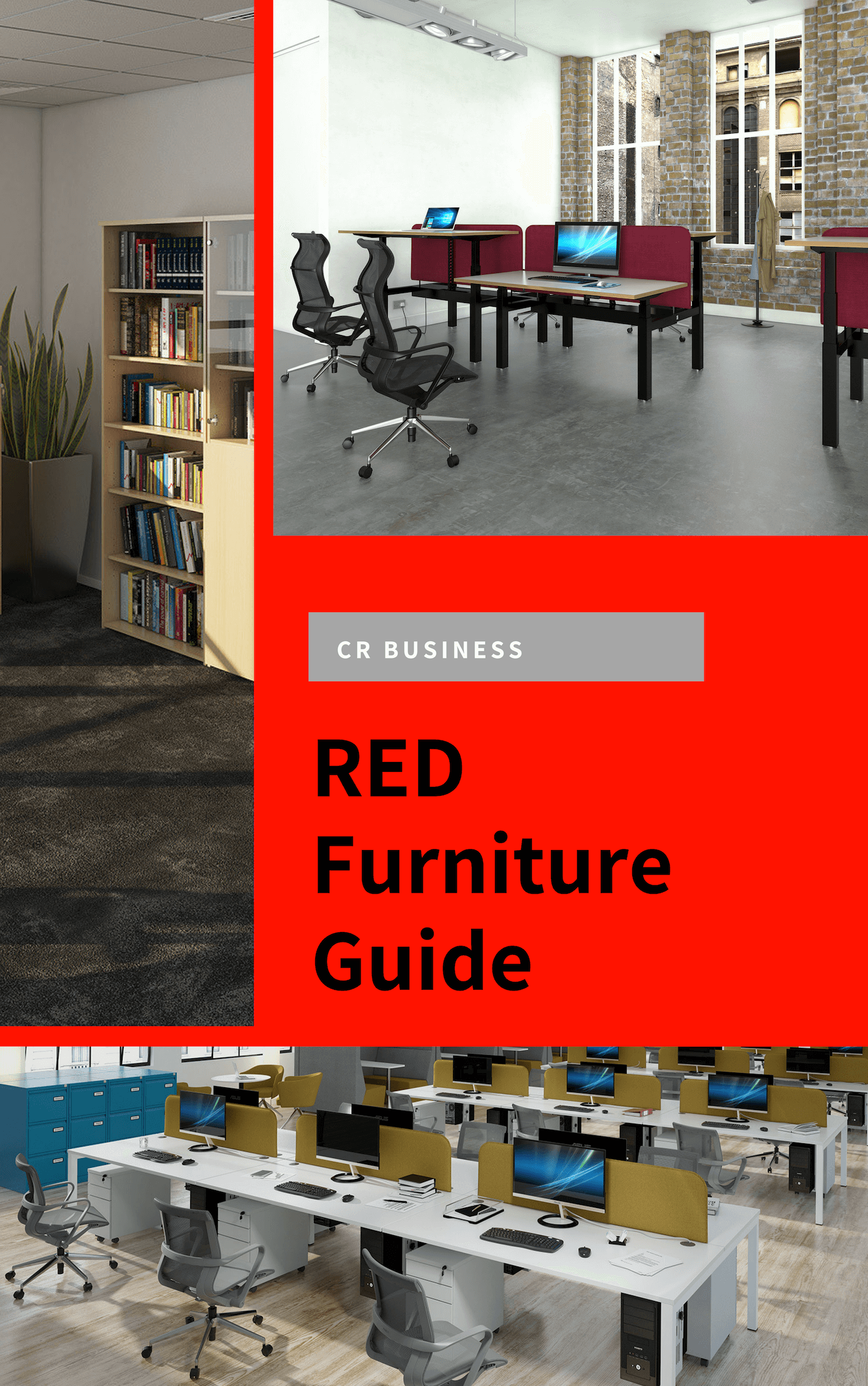 CR Business Online Catalogue Red