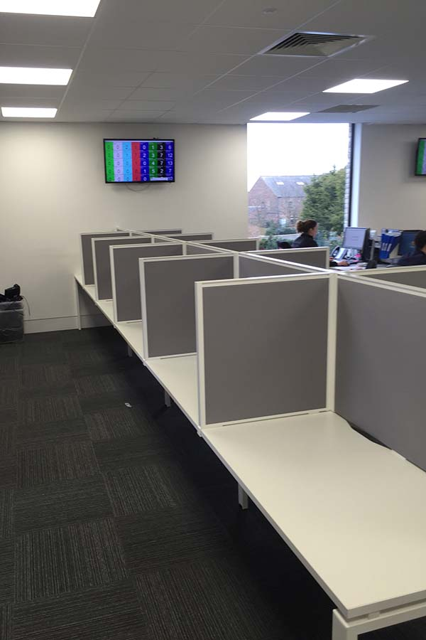 office furniture Insurance Call Center