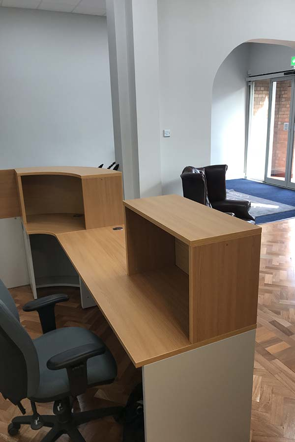 office furniture Private school 4